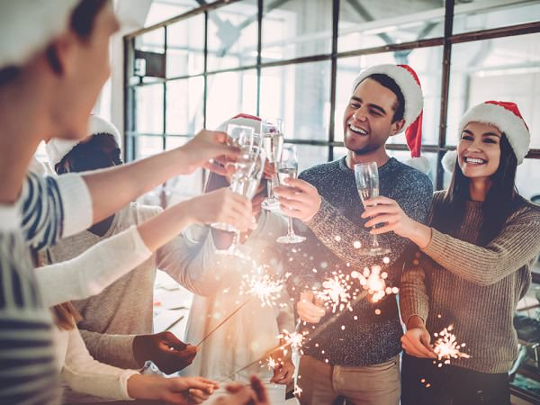 How to Improve Employee Engagement This Christmas