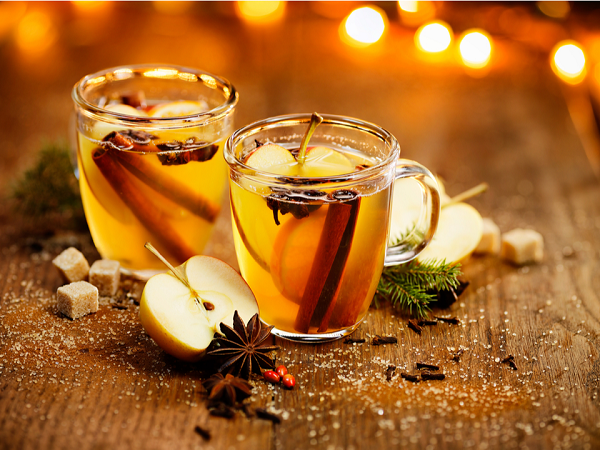 5 Festive Drinks for Your Christmas Cocktail Party