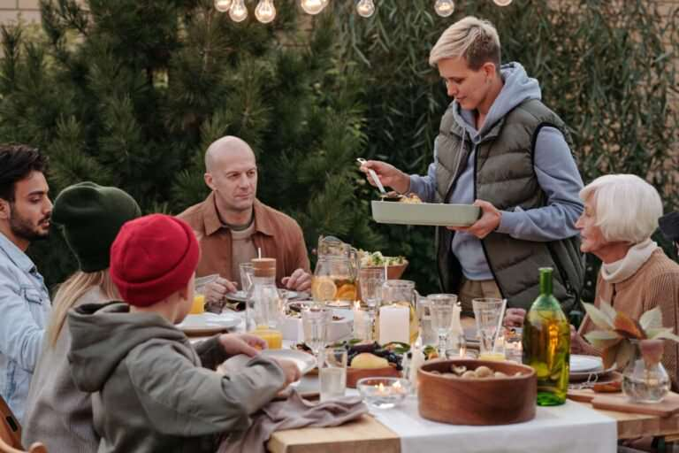 Outdoor Party Ideas for Autumn and Winter in 2020