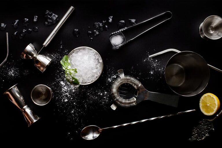 The Trade of Mixology